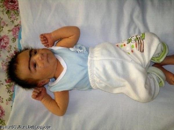 سرمه برای نوزاد