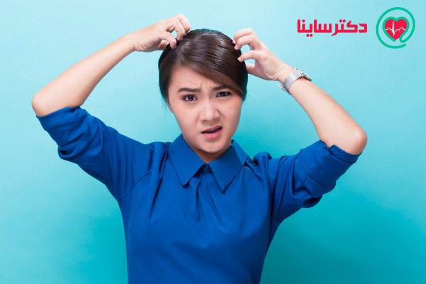 علت جوش زدن روی سر چیست و چه عوارضی دارد؟