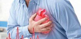 گرفتگی رگ قلب چگونه رخ میدهد؟