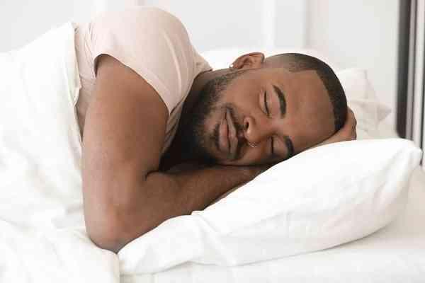 ترفند زود خوابیدن