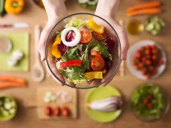 رژیم غذایی برای کرونا