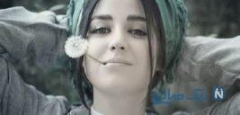 عکس هنرپیشه زن ایرانی روی پرده سینماهای ترکیه