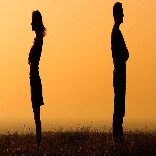میزان طلاق عاطفی دو برابر طلاق رسمی است