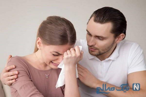 ده دلیل خیانت شوهر به همسر خود