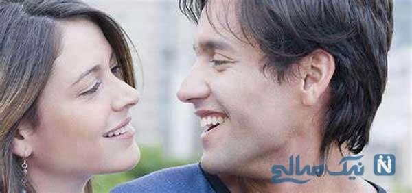 تاثیر بوسیدن در رابطهزناشویی