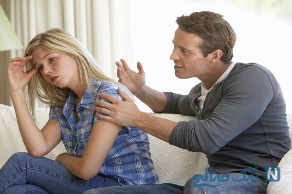 نشانههای پایان زندگی زناشویی (نشانه های پیدایش طلاق)