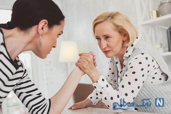 به من بگویید با دخالت های خانواده شوهرم چه کنم