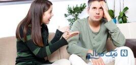 تاثیر لجبازی در زندگی مشترک