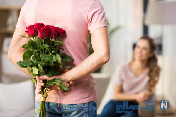 ابراز عشق به همسر