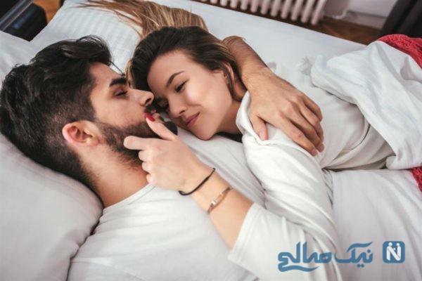 حرف زدن هنگام رابطه زناشویی
