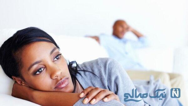 نارضایتی زناشویی و طلاق