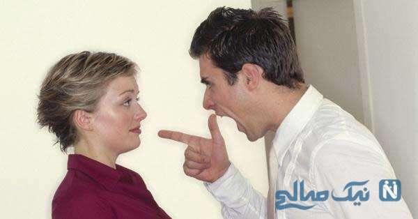 برخورد با همسر دروغگو