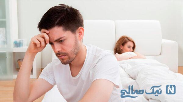تاثیر فیلم مبتذل بر همسر