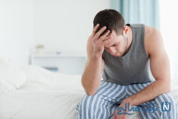 دلایل کاهش میل مردان