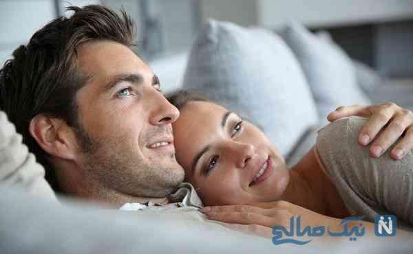 عاشق کردن شوهر