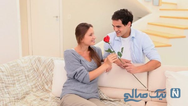 ترغیب همسر به رابطه