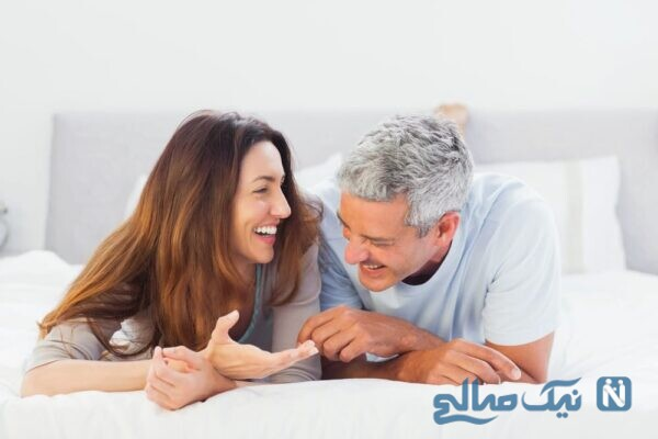 حرف زدن درباره مسائل زناشویی