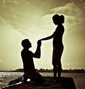 نشانه های عشق در مردان