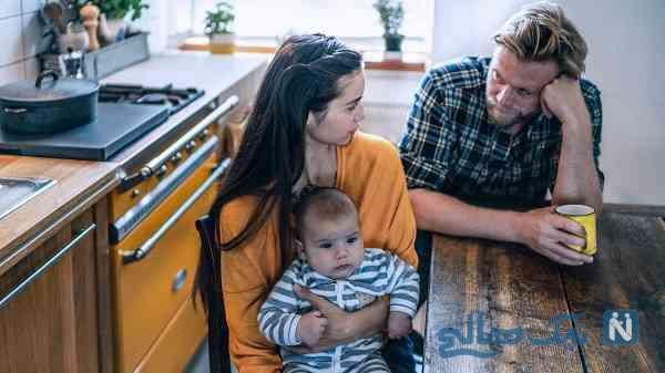 حفظ رابطه بعد از بچه