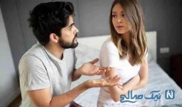 اشتباه مردان در رابطه زناشویی