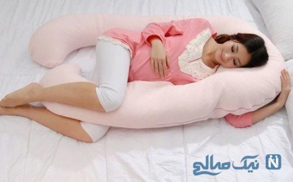 بی خوابی در دوران حاملگی
