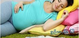 بیخوابی در زمان حاملگی