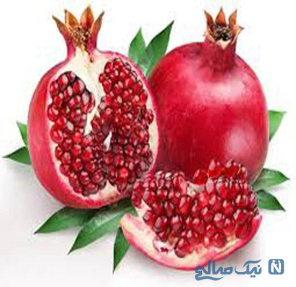 میوه های تقویت کننده اسپرم