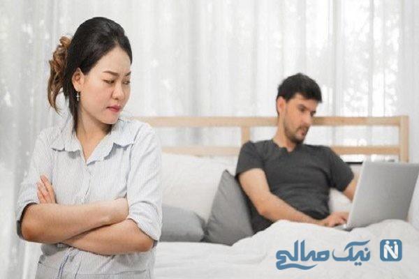 هفت رفتاری نشان دهنده خیانت همسر!