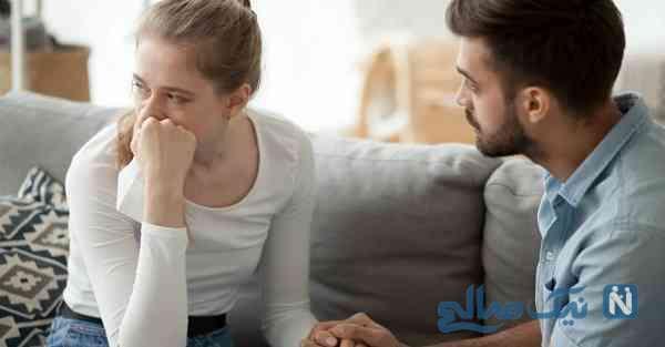 مدیریت بحث با همسر