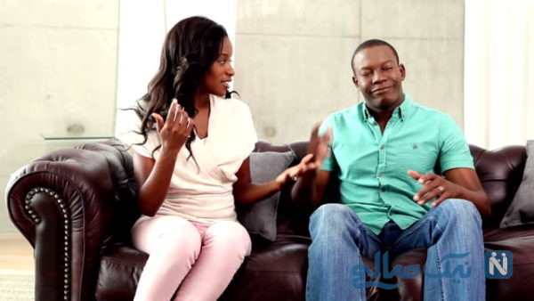 راه حل دعوای زن و شوهر