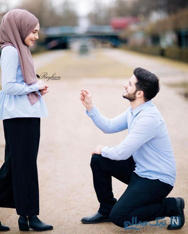 دلایل علاقه مرد به زن