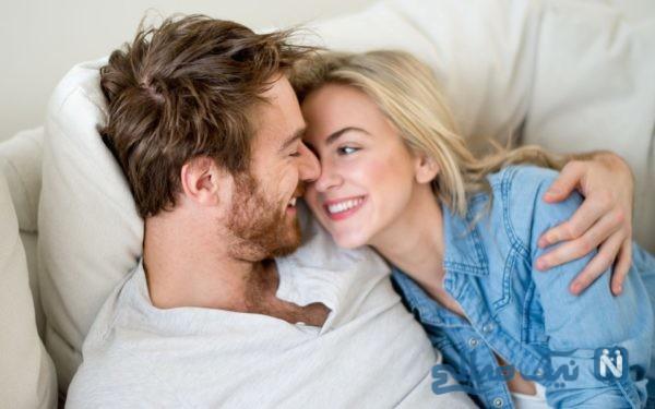عشق ورزی با همسر