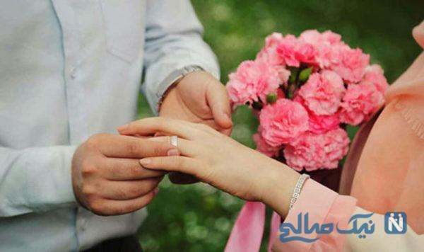 ابراز علاقه در دوران نامزدی