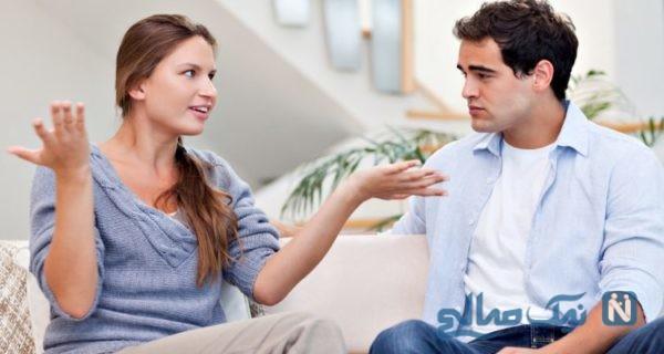 روش صحیح صحبت کردن با همسر