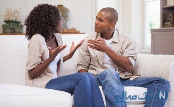 رفتار با همسر ناراحت
