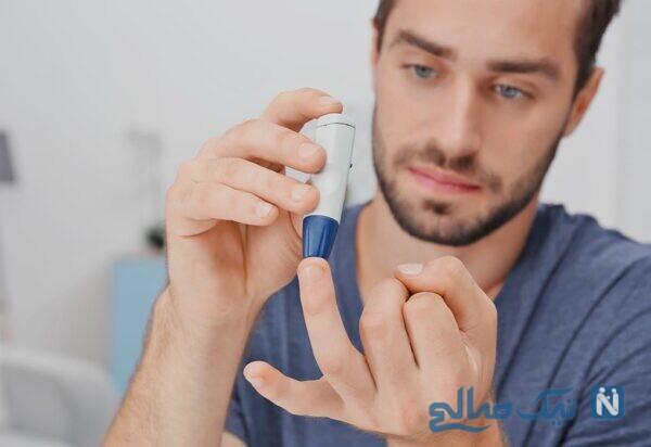 دیابت و ناباروری مردان