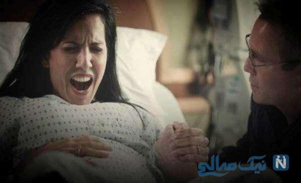 زایمان طبیعی ؛ از اولین درد تا تولد نوزاد