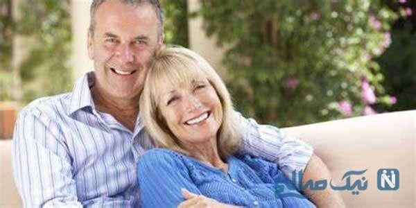 رابطه زناشویی در سنین بالا