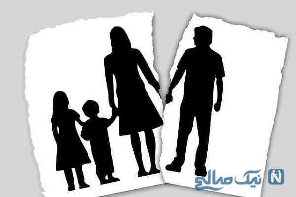 عذاب وجدان بعد از طلاق