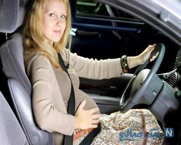 سفر در زمان بارداری