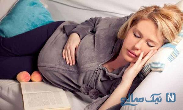 مشکلات رایج دوران بارداری