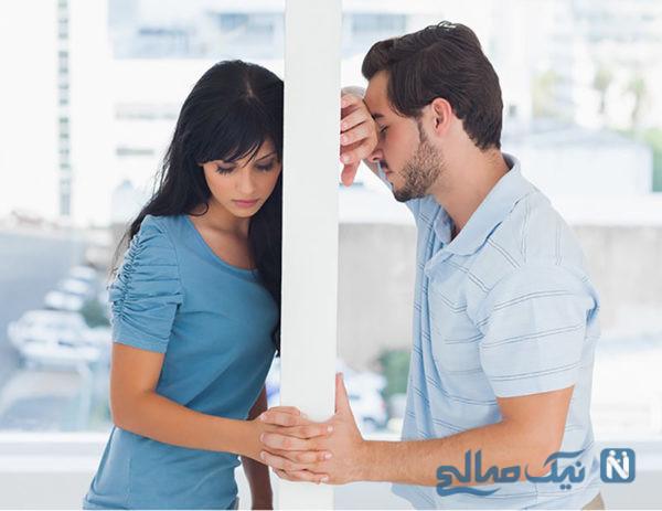 شکاک بودن همسر