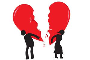 اینگونه زوج ها بیشتر در معرض طلاق و جدایی هستند!