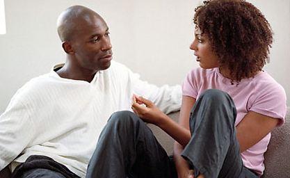 نحوه صحبت با شریک زندگی
