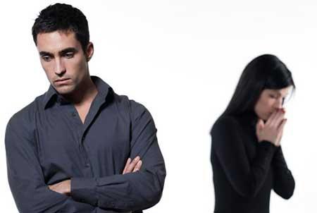 احساس نا امنی در زندگی مشترک