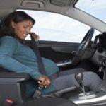 عوارض رانندگی کردن در دوران بارداری!