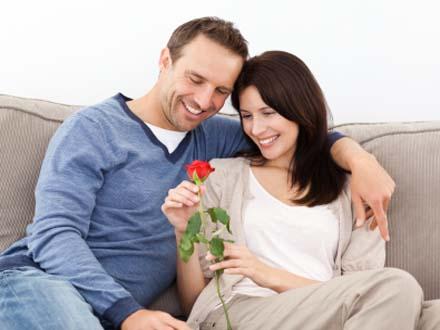 گرم شدن روابط زناشویی