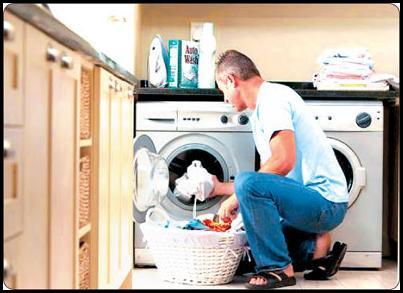 همکاری نکردن همسران در انجام کارها