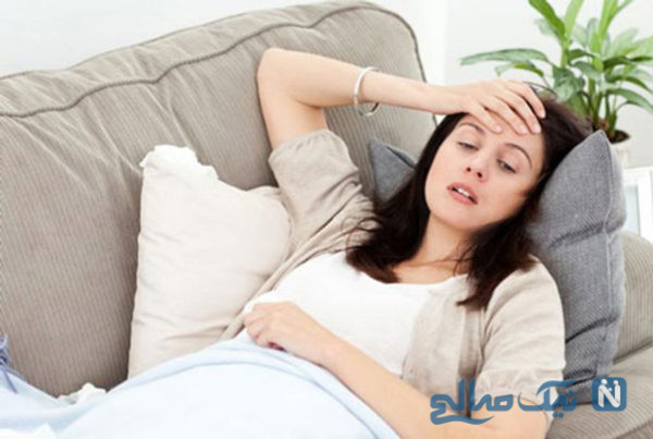 بی حالی و ضعف در بارداری