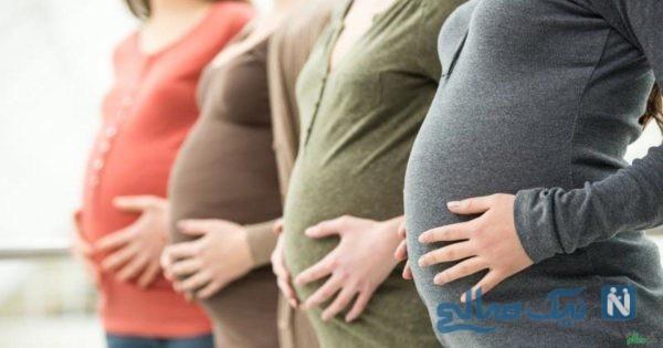 چرا برخی بانوان دچار احساس خستگی در بارداری می شوند؟!